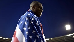 US-Sprinter Christian Coleman © imago images / Belga