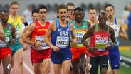 Timothy Cheruiyot (r.) aus Kenia © imago images / GEPA pictures