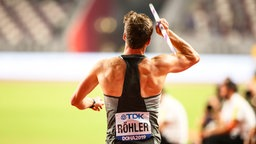Thomas Röhler © imago images / Beautiful Sports