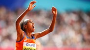 Sifan Hassan aus den Niederlanden © imago images / Beautiful Sports