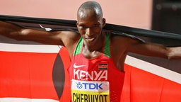 Timothy Cheruiyot aus Kenia © imago images / GEPA pictures