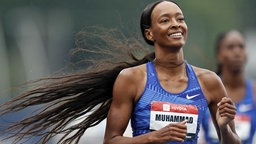 Dalilah Muhammad © picture alliance / AP Images