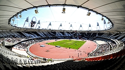 Das Olympiastadion in London © picture alliance / empics Foto: PA Wire
