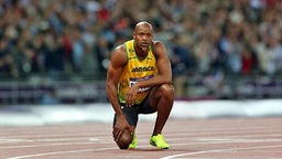 Asafa Powell © picture alliance Foto: Simon Stacpoole