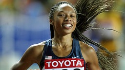 Allyson Felix © Picture-Alliance/dpa